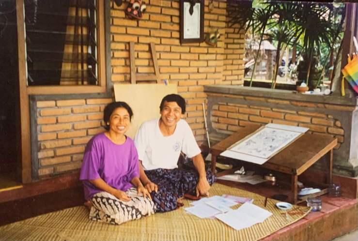 Ketut Madra 1989